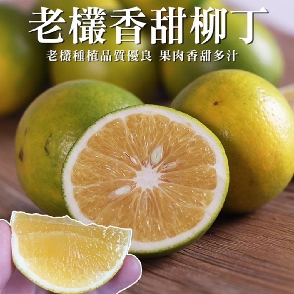 【天天果園】嚴選老欉古坑柳丁3斤