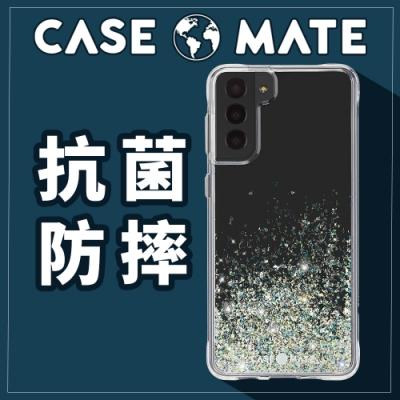 美國 CASE●MATE 三星 S21 Twinkle Ombré 星辰暮光防摔抗菌手機保護殼
