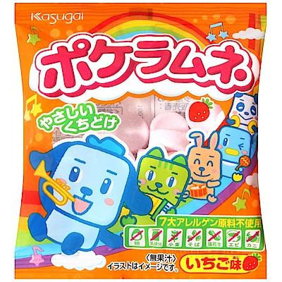 春日井 草莓風味汽水糖(12g)
