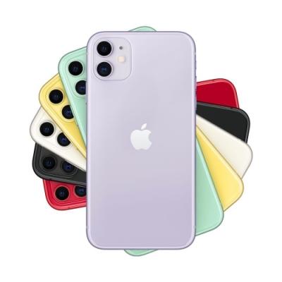 (限量登記送6%)Apple iPhone 11 128G 6.1吋 智慧型手機