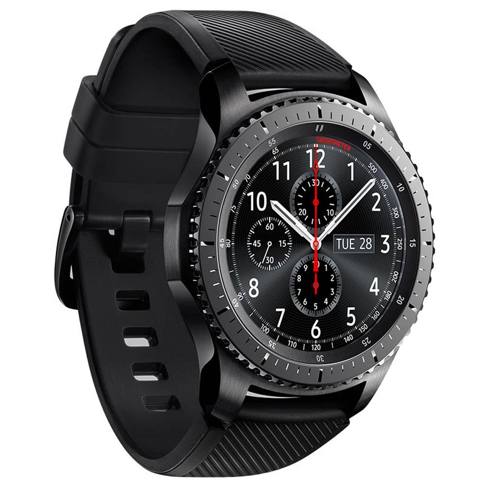 Samsung Gear S3 Frontier 智慧型手錶