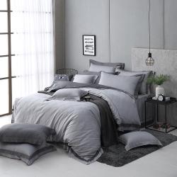 OLIVIA  羅蘭德  雙人鋪棉床罩兩用被套七件組 棉天絲系列