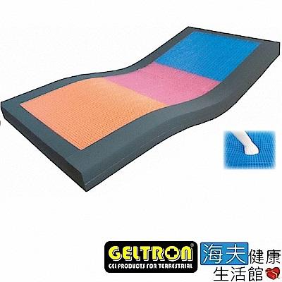 海夫 Geltron 凝膠 安眠舒壓床墊KEH-91H150TP