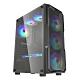 darkFlash Aquarius ATX水瓶座 電腦機箱/機殼-鐵網面板(不含風扇) – DF01-0012 product thumbnail 1