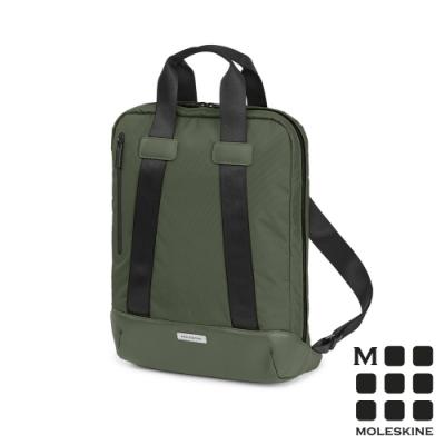 MOLESKINE METRO直式電腦包-綠