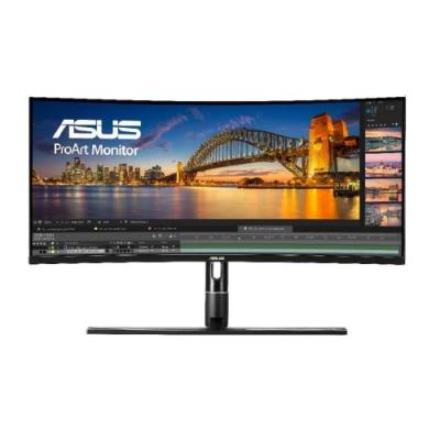 ASUS ProArt PA34VC 34型 IPS 曲面專業電腦螢幕 21:9
