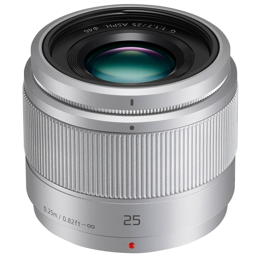 Panasonic LUMIX G 25mm F1.7 ASPH. 定焦鏡(公司貨) product image 1