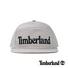 Timberland 中性灰色LOGO鴨舌帽 A1EXE