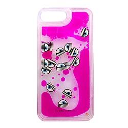 CHIARA FERRAGNI 粉紅泡泡眨眼I phone 7 PLUS手機殼(5.5吋)