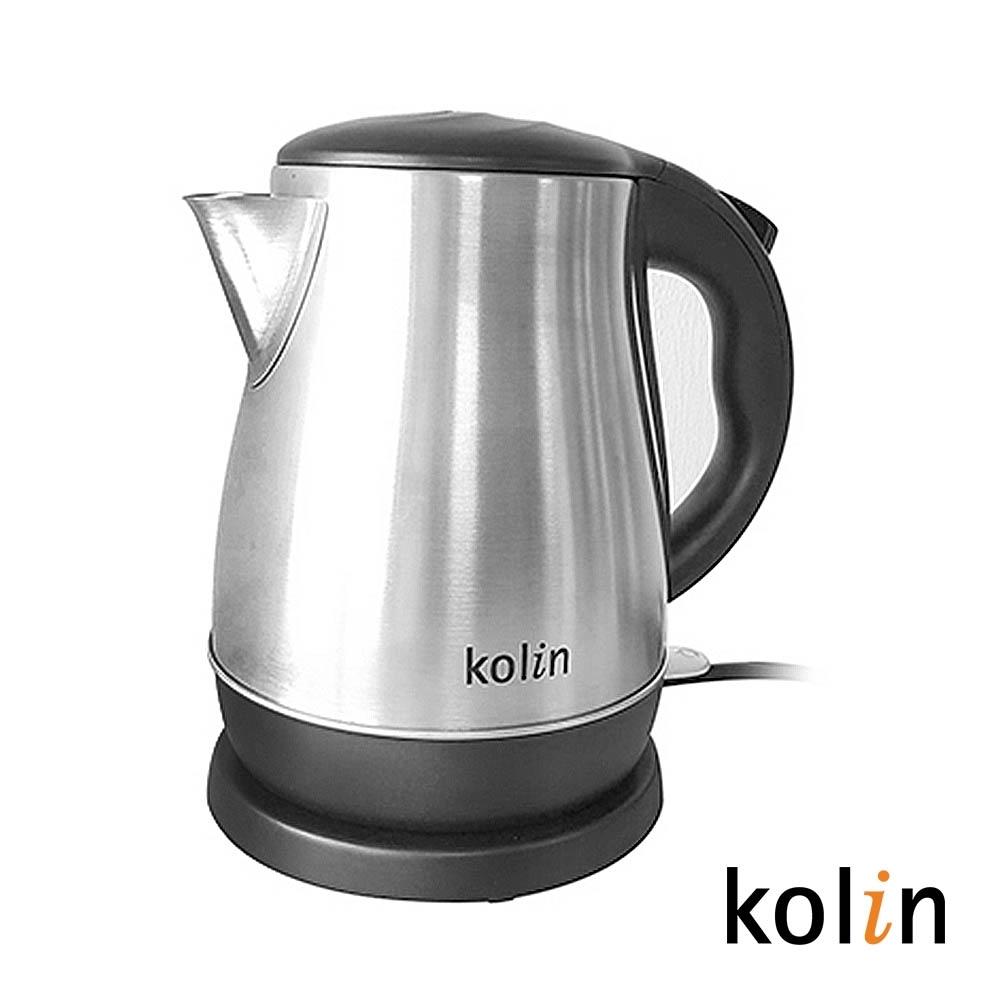 Kolin 歌林1.8L 不鏽鋼快煮壺(KPK-DL1802S)