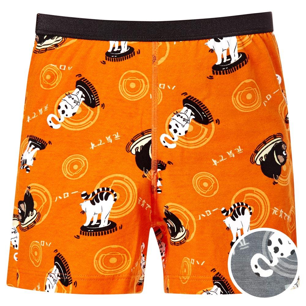 DADADO-哈囉 110-130 男童內褲(灰)品牌推薦