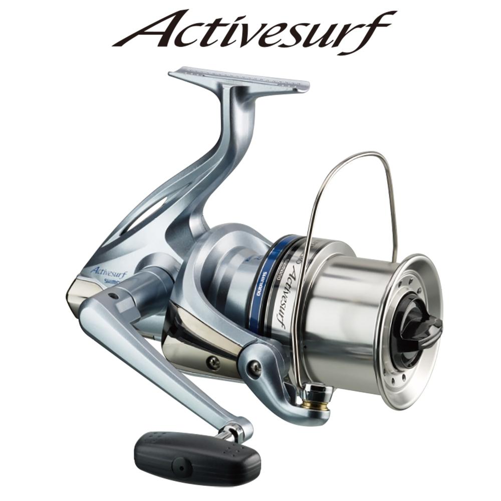 【SHIMANO】Activesurf 遠投捲線器