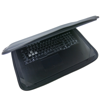 EZstick ASUS G712 G712LU G712LV 適用 17吋 防震包