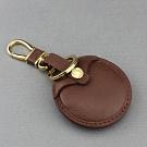 J II -gogoro鑰匙皮套-全套馬鬚紋咖啡色-OMC