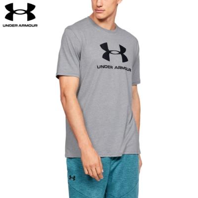 【UNDER ARMOUR】男 Training Graphics短T-Shirt