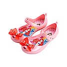 迪士尼童鞋 公主系列 魔鬼氈公主鞋 娃娃鞋-粉