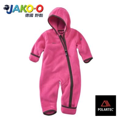 JAKO-O 德國野酷-POLARTEC連身衣(粉紅)