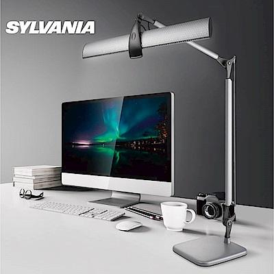 喜萬年SYLVANIA  LED克卜勒1604雙臂護眼檯燈-新星版