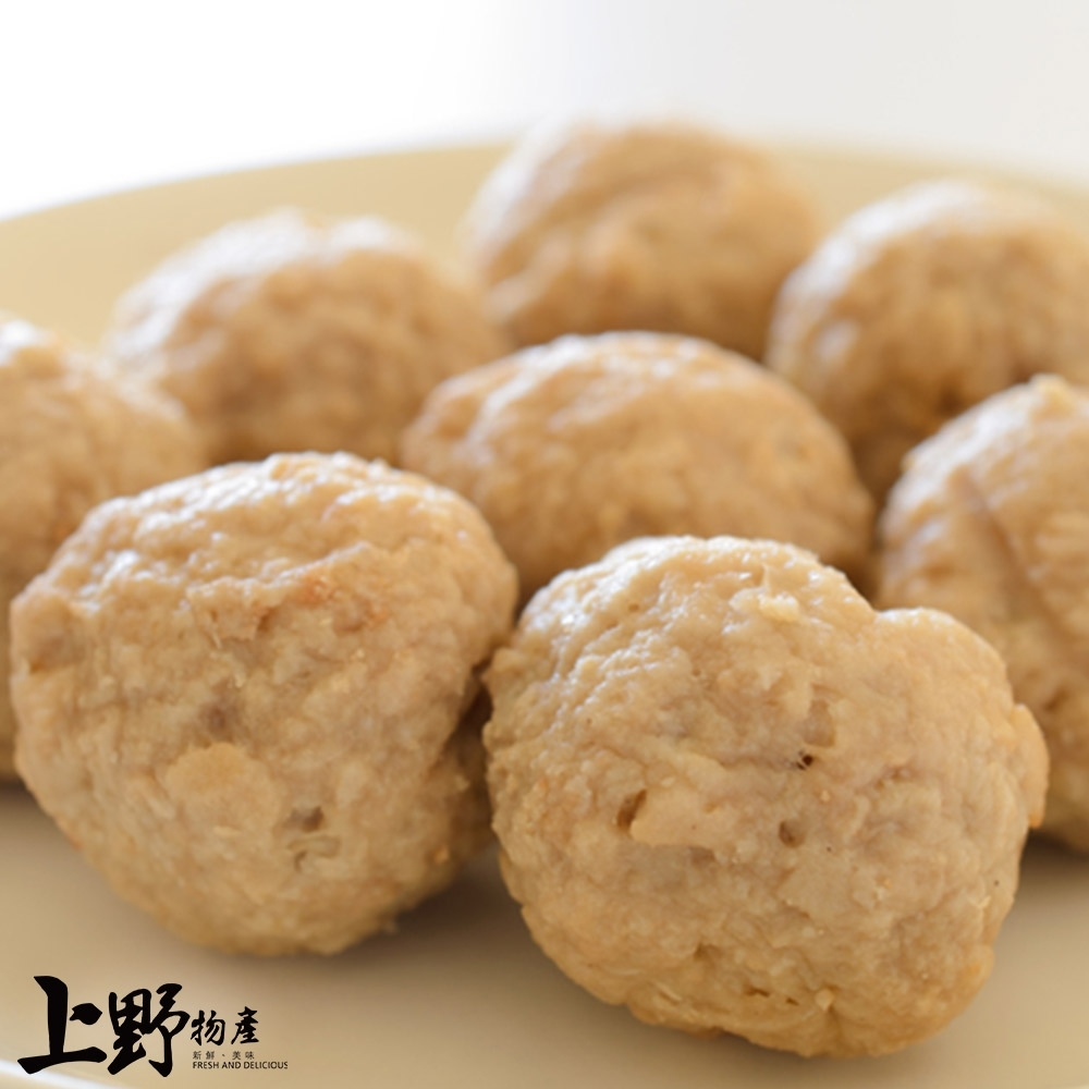 【上野物產】 芹菜地養雞肉丸 ( 30g±10%/顆 )x60顆