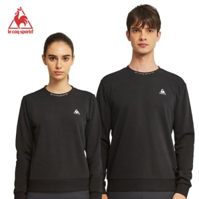 法國公雞牌圓領T恤 LNM2364999-中性-黑