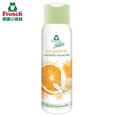 Frosch德國小綠蛙 橙花植粹淨膚pH5.5沐浴乳300ML