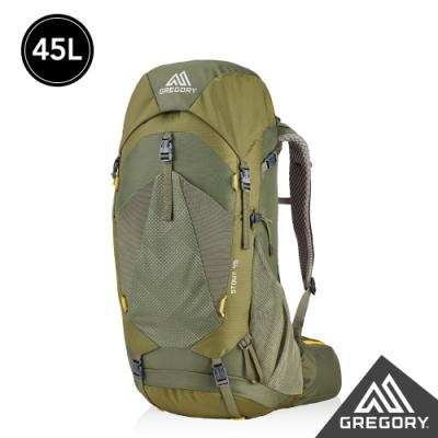 Gregory 45L STOUT 登山背包 茴香綠