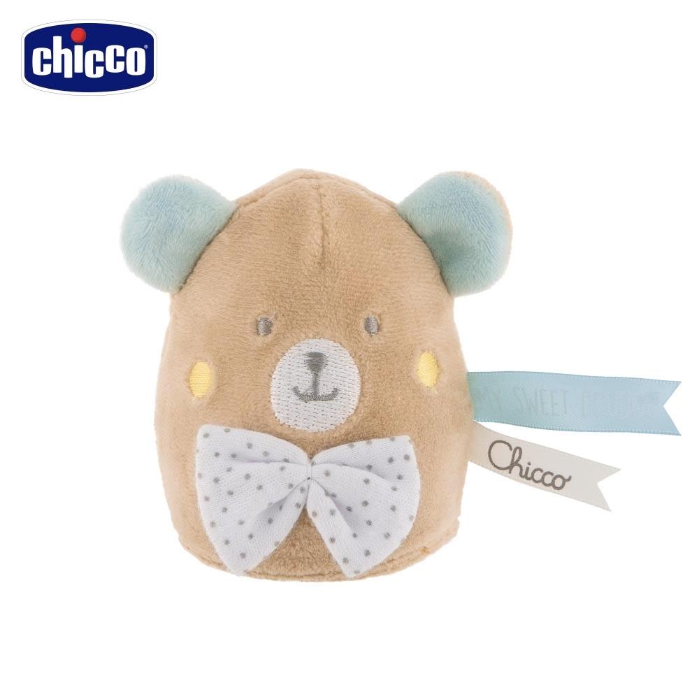 chicco-甜蜜泰迪小熊安撫夜燈