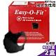 超服貼 3D立體口罩 時尚黑 (M號9-11cm) (成年女性用) 80片/盒x2 product thumbnail 1