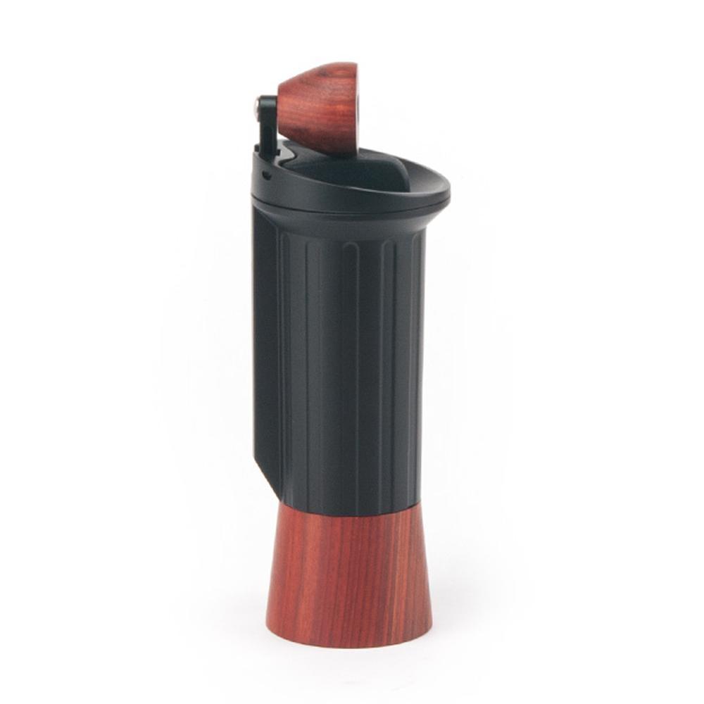 Tiamo M9 隱形手柄磨豆機-黑色(HG6307)