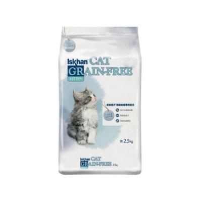 成吉思汗All New Iskhan無榖幼貓專用配方 CAT GRAIN-FREE2.5kg 兩包組