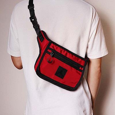 Nike 斜背包 Collaborator Bag 男女款 紅色