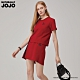 NATURALLY JOJO 經典紐約配條短裙(紅) product thumbnail 2