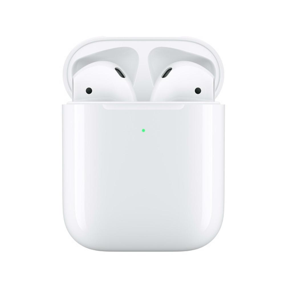 Apple 第2代 AirPods 藍芽耳機 (搭配無線充電盒)