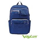 VoyLux 伯勒仕-Vantage系列電腦後背包-藍色3581019