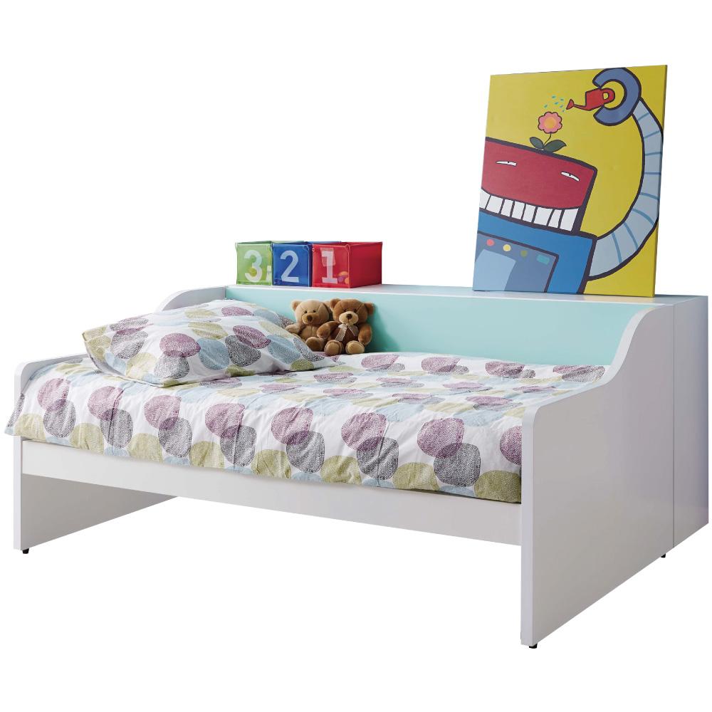 文創集 柯利森3.5尺單人床組(床台+後側櫃+不含床墊)-142.5x195x90cm免組