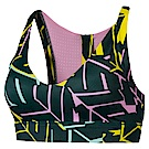 PUMA-女性訓練系列Trailblazer中衝擊運動內衣-西黃松-歐規