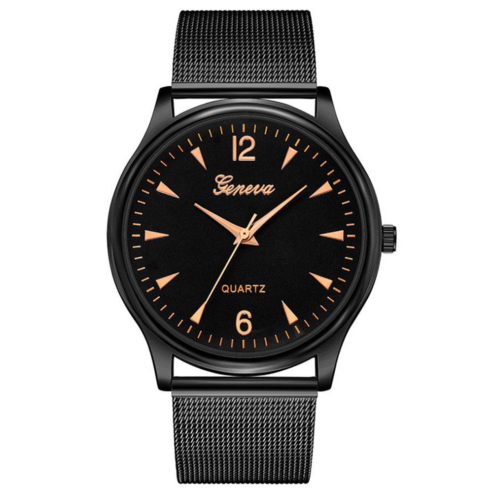 Geneva 日內瓦-輕薄感時尚指針米蘭帶手錶 (5色任選) product image 1