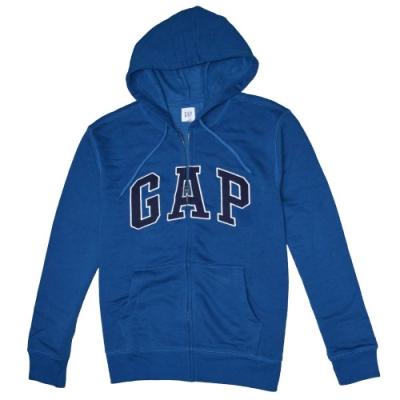 GAP 男生 連帽外套 藍 1487