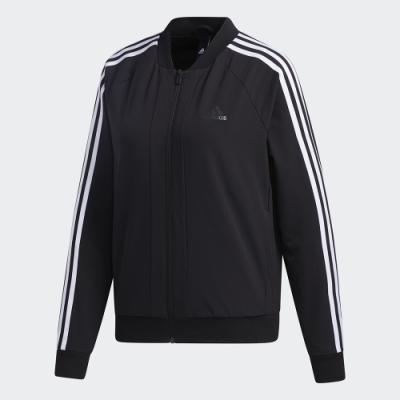 adidas 3-STRIPES 運動外套 女 GF0189