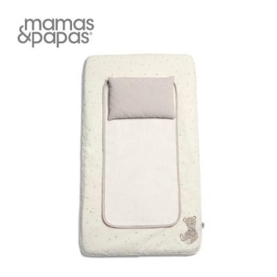 Mamas & Papas 尿布墊 米莉與波里斯-夢迴海馬白
