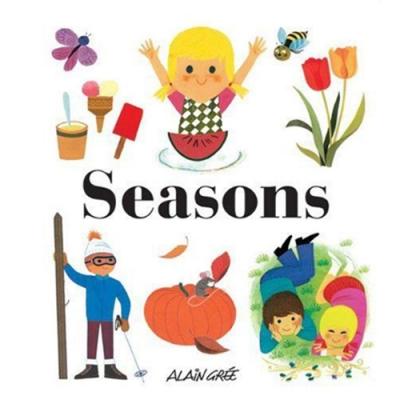 Seasons 四季風光 精裝繪本
