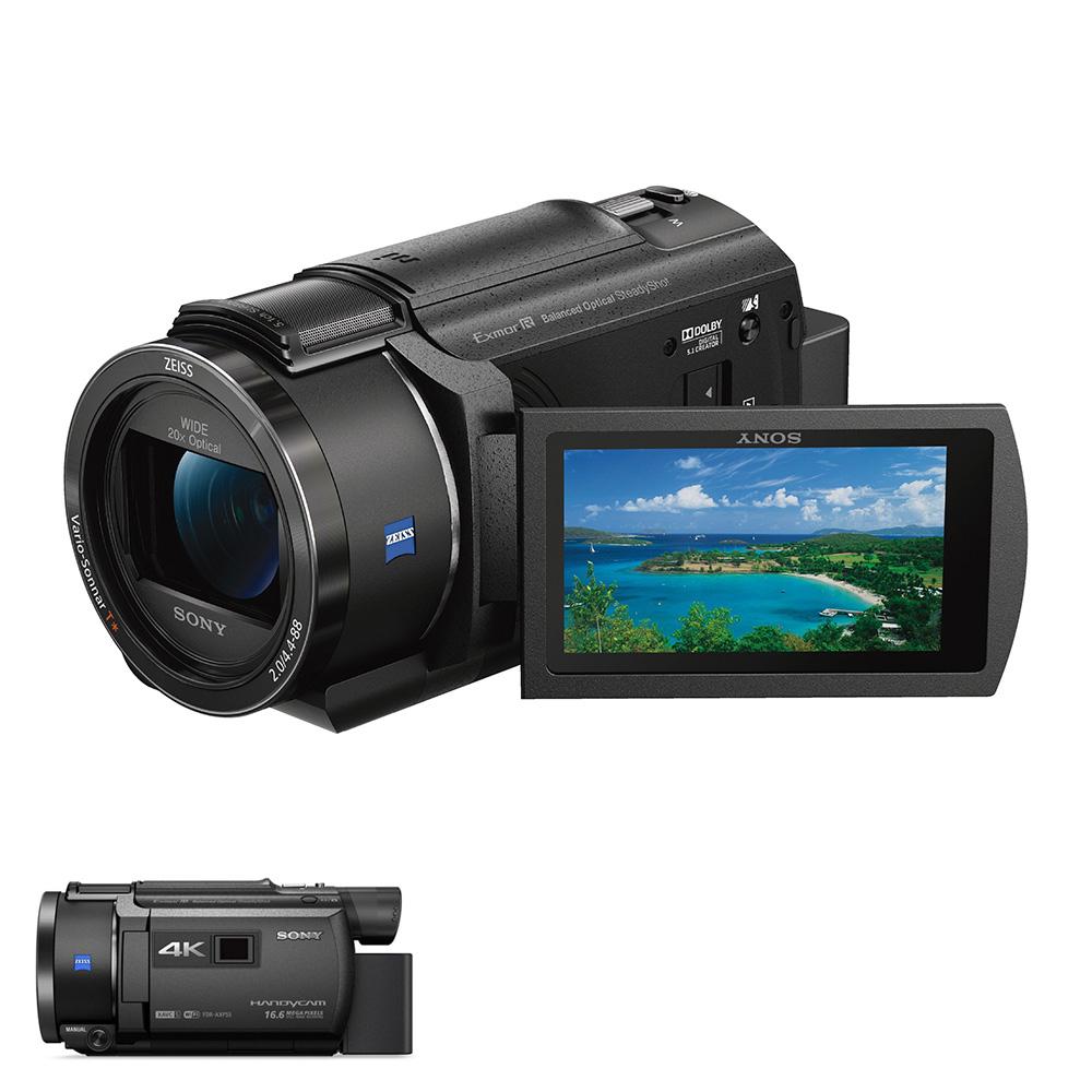 【快】SONY FDR-AXP55 4K高畫質投影攝影機*(中文平輸)