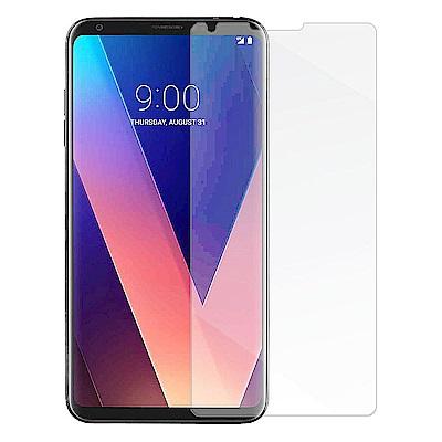 Metal-Slim LG V30+ 9H鋼化玻璃保護貼