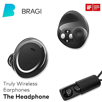 Bragi The Headphone 6h長效真無線耳機 / 代理商公司貨