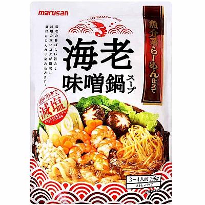 丸三 蝦風味味噌火鍋湯底(750g)