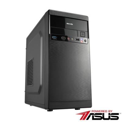 華碩H410平台[聖光英雄]i5-10400/8G/GTX1650/512G_SSD