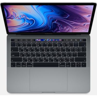 Apple 2019 MacBook Pro 13吋 第八代i5/8GB/512GB-灰色