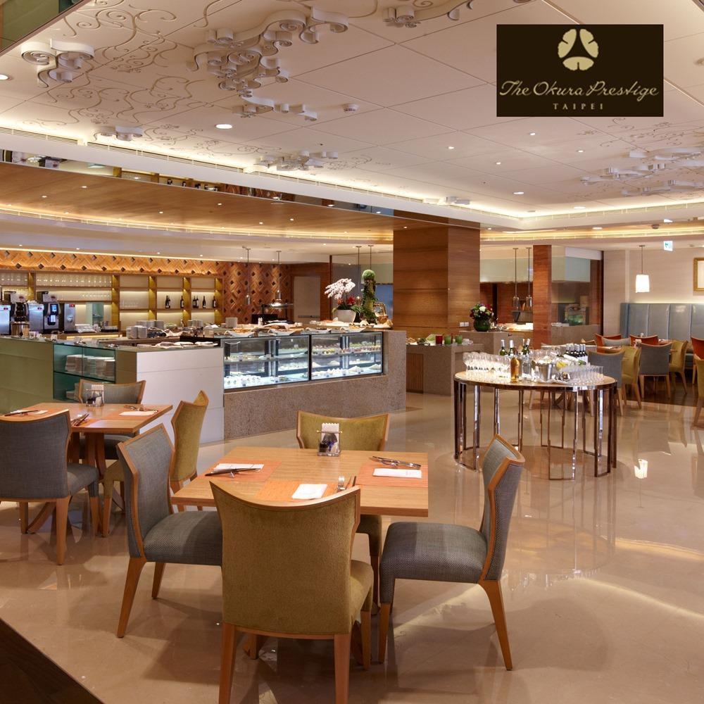 台北大倉久和大飯店 歐風館自助下午餐吃到飽(2張) @ Y!購物