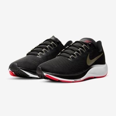 NIKE 慢跑鞋 男鞋 氣墊 避震 路跑 健身 運動鞋 黑 BQ9646004 Air Zoom Pegasus 37