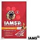 IAMS 愛慕思 健康優活 羊肉+米 成犬糧 15磅 2包組